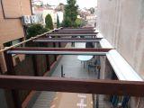 Toldo veranda, para vivienda en Sant Just Desvern, Barcelona